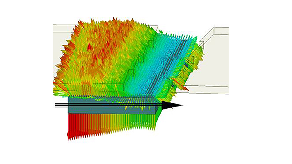 ANSYS Mechanical Maxwell Axial Flow Generator