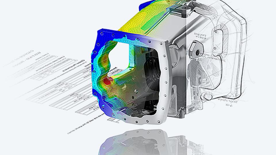 E-Motoren-Simulation mit Motor-CAD & Ansys | CADFEM