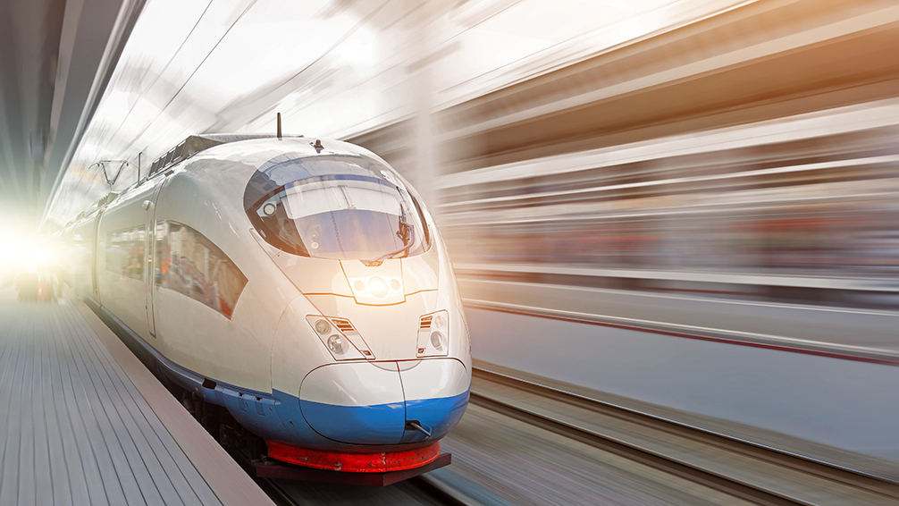 Mission critical software development in rail industry with ANSYS SCADE