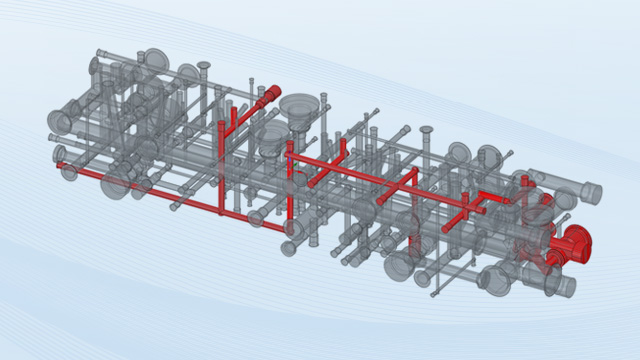 Additive-Manufacturing-Initial pipework design
