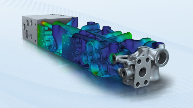 Additive-Manufacturing_Hydraulikblock-SMILE-FEM