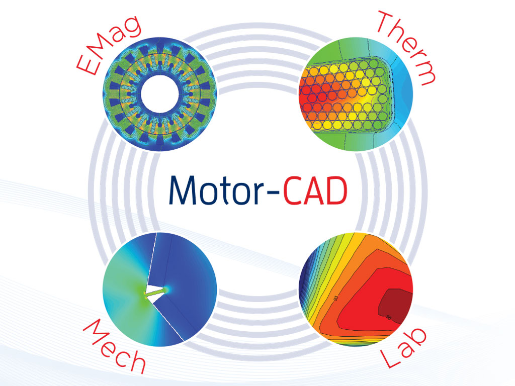 Reach your destination faster with Motor-CAD