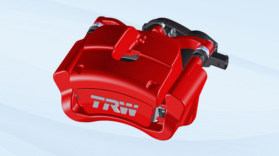 At TRW product development is comprehensively supported by simulations.