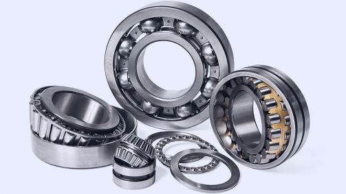 3 simple steps to build rolling bearings into the simulation model