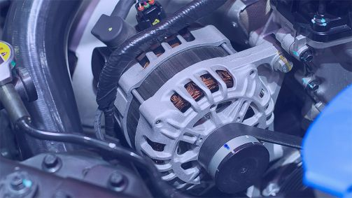 An Insight into Electric Motors