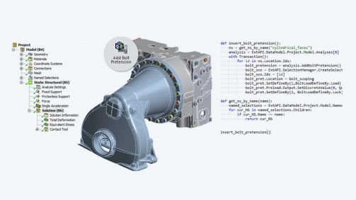 Ansys ACT