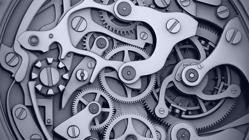 Dynamische Berechnung mit Ansys Motion für die Uhrenindustrie