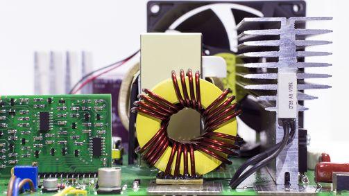 Elektromagnetische und thermische Verifikation in der Leistungselektronik