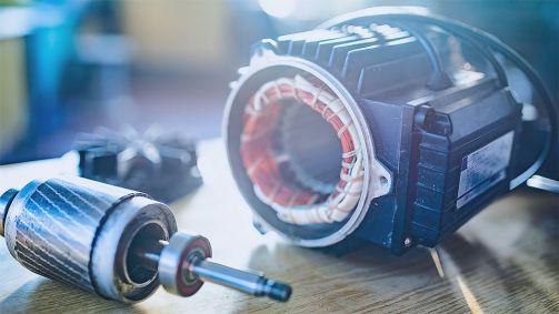 Analyse des dommages causés aux moteurs électriques