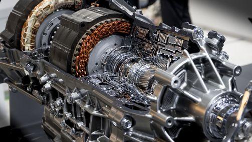 Auslegung elektrischer Maschinen mit Motor-CAD