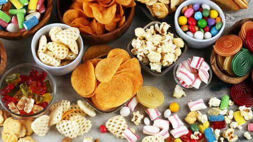 Partikelsimulation in der Lebensmittelindustrie