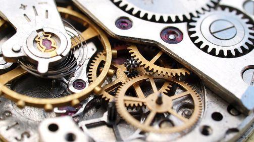 Statische Berechnungen von Uhrenkomponenten mit ANSYS Mechanical