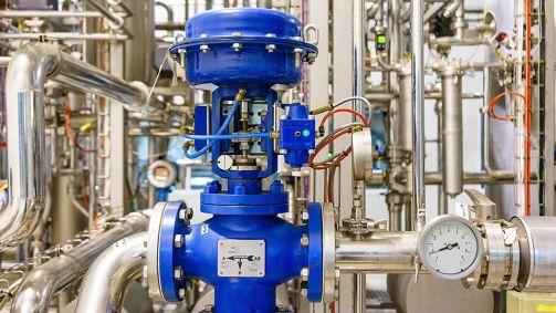 Strömungssimulation im Maschinen- und Anlagenbau