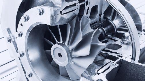 Auslegung von Strömungsmaschinen mit ADT TURBOdesign Suite